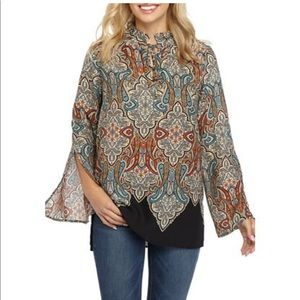 NWT Fever Cement  Persian top